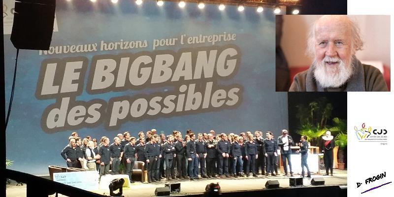 Le Big bang des possibles